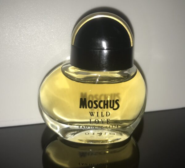 Moschus wild love perfume oil